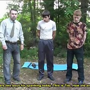 Spanking Boys Video Gallery